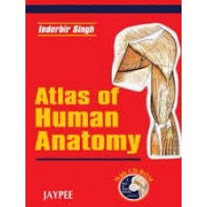 ATLAS OF HUMAN ANATOMY WITH CD-ROM (English) 1st Edition