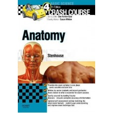 Crash Course : Anatomy (English) 4th Edition
