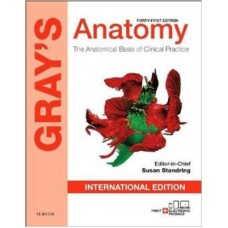 Grays Anatomy: The Anatomical Basis of Clinical Practice IE (English)