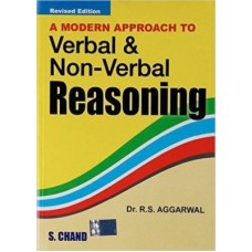 A Modern Approach To Verbal & Non-Verbal Reasoning Revised Edition|infinitimart