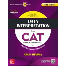 How to Prepare for Data Interpretation for the CAT (English) 3rd Edition|infinitimart