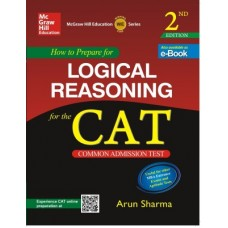How to Prepare for Logical Reasoning for the CAT (English) 2nd Edition|infinitimart