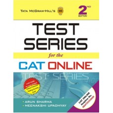 Test Series for the CAT Online (English) 2nd Edition|infinitimart