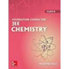 Foundation Course For JEE Chemistry - Class 8 1 Edition|infinitimart
