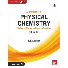 A Textbook of Physical Chemistry (Vol. 1) (SI Units) : States of Matter and Ions in Solution 5th Edition|infinitimart
