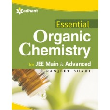 Essential Organic Chemistry - The Perfect Book For Jee Main & Advanced (English) 8 Edition|infinitimart
