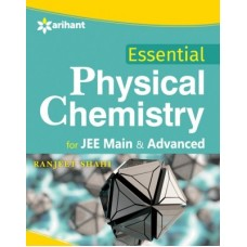 Essential Physical Chemistry For Jee Main & Advanced (English) 8 Edition|infinitimart