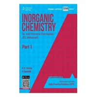 Inorganic Chemistry for Joint Entrance Examination JEE (Advanced) - Part 1  (English, Paperback)