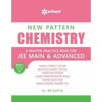 New Pattern CHEMISTRY - A master practice for JEE Main & Advanced|infinitimart