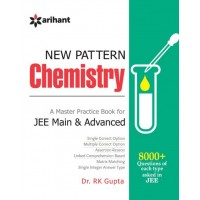 New Pattern IIT JEE CHEMISTRY 12 Edition|infinitimart