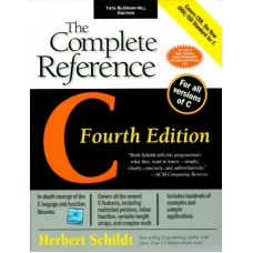 C  The Complete Reference 4th Edition|infinitimart