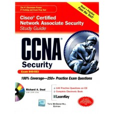 Ccna Security Stdy Guid(Exam 640-553) 1st Edition  (English, softcover, Richard Deal)