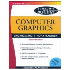 Computer Graphics (Special Indian Edition) (Schaum's Outline Series) (English) 2nd Edition