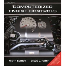 Computerized Engine Controls (English) 9th Edition