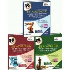 39 Years IIT-JEE Advanced + 15 yrs JEE Main Topic-wise Solved Paper PCM with Free ebook 12th Edition  (English, Paperback, Dr. O. P. Agarwal, Er. Deepak Agarwal, Er. Sunil Batra, Mamta Batra)