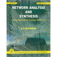 Network Analysis & Synthesis (Including Linear System Analysis) 3rd Edition|infinitimart