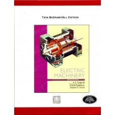 ELECTRIC MACHINERY, 6/E 6th Edition  (English, Paperback, A Fitzgerald, Charles Kingsley, Stephen Umans)
