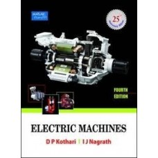 ELECTRIC MACHINES, 4/E 4th Edition|infinitimart