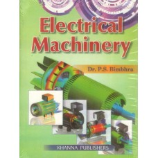 Electrical Machinery 7th Edition  (English, Paperback, P. S. Bimbhra)