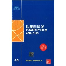 Elements of Power System Analysis 4th Edition  (English, Paperback, STEVENSON)