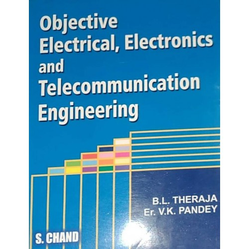 Objective Electrical Electronics And Telecommunication Engineerin English Paperback V K Pandey B L Theraja