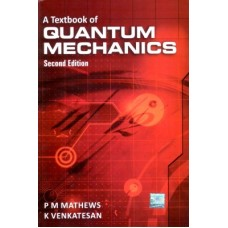 A Textbook of Quantum Mechanics (English) 2nd Edition