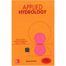 APPLIED HYDROLOGY (English) 1st Edition