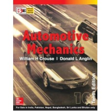 Automotive Mechanics Books (English) 10th Edition