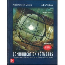 Communication Networks Fundamental Concepts And Key Architectures (English) 2nd Edition
