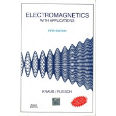Electromagenetics With Application (English) 5th Edition