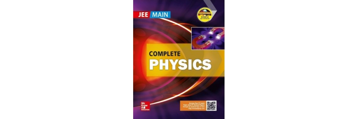 JEE Main Complete Physics 1 Edition