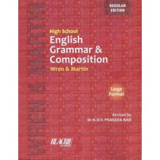 HIGH SCHOOL ENGLISH GRAMMAR & COMPOSITION (LARGE)  (ENGLISH, Paperback, DR. N.D.V. PRASADA RAO)