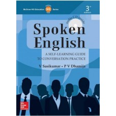 Spoken English 3rd Edition  (English, Paperback, Dhamija, Sasikumar)
