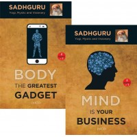 Book 1: Mind is your Business & Book 2: Body the Greatest Gadget  (English, Paperback, Sadhguru)