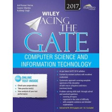 Acing the Gate: Computer Science and Information Technology (English)(Paperback, Anil Kumar Verma, Gaurav Sharma, Kuldeep Singh)