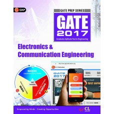 Gate Guide Electronics & Communication Engineering 2017  (English, Paperback, GKP)