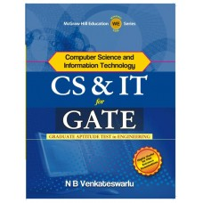 CS & IT for GATE 1st Edition  (English, Paperback, N. B. Venkateswarlu)