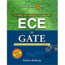Electronics and Communication Engineering(ECE) for GATE - Graduate Aptitude Test in Engineering 1st Edition  (English, Paperback, Kishore Kashyap)