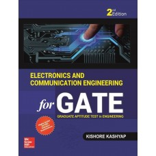 Electronics and Communication Engineering For GATE  (English, Paperback, Kishore Kashyap)