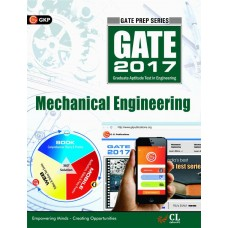 Gate Guide Mechanical Engineering 2017  (English, Paperback, GKP)