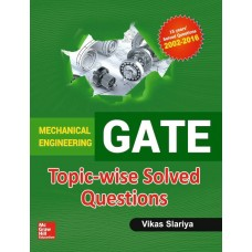 GATE Mechanical Engineering Topicwise Solved Questions 2017  (English, Ppaerback, Vikas Slariya)