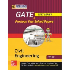 GATE Test Series & Previous Year Solved Papers- CE  (English, Paperback, MHE)