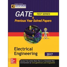 GATE Test Series & Previous Year Solved Papers- EE  (English, Paperback, MHE)