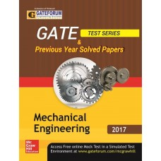 GATE Test Series & Previous Year Solved Papers- ME  (English, Paperback, MHE)