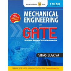 Mechanical Engineering for GATE 3rd Edition  (English, Paperback, Vikas Slariya)