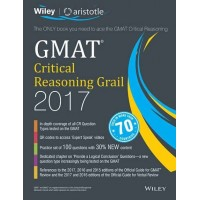 Wiley's GMAT Critical Reasoning Grail 2017  (English, Aristotle Prep)
