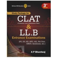 Study Package for CLAT & LL.B Entrance Examinations (English) 3rd Edition