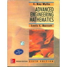 Advanced Engineering Mathematics 6th Edition  (English, Paperback, Wylie)