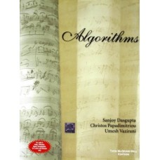 Algorithms 1st Edition  (English, Paperback, Christos Papadimitriou, Umesh Vazirani, Sanjoy Dasgupta)