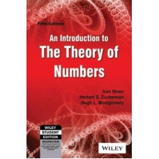 An Introduction to the Theory of Numbers (English) 5th Edition